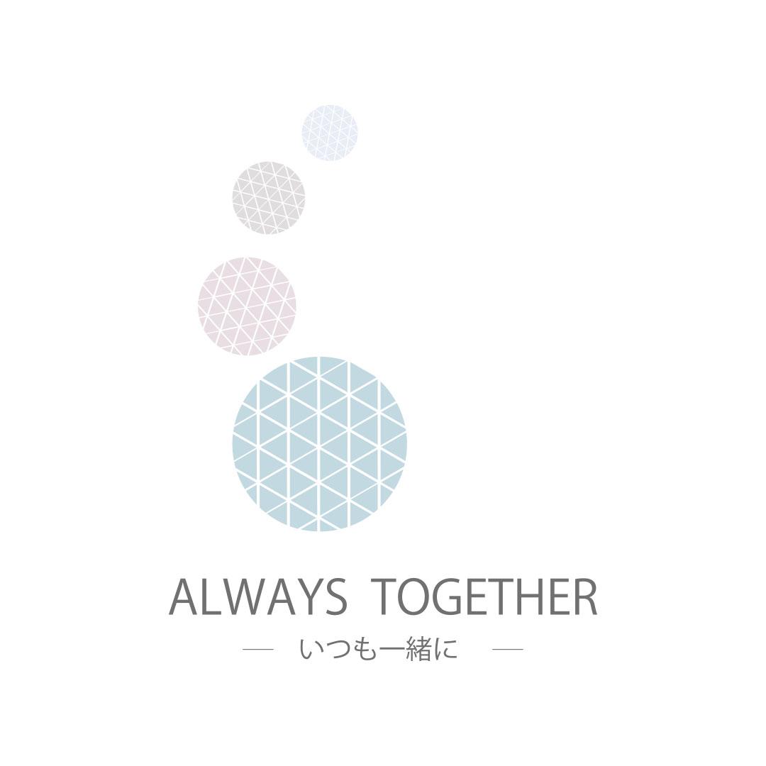 和モダン夫婦箸「Always Together」with カズチー