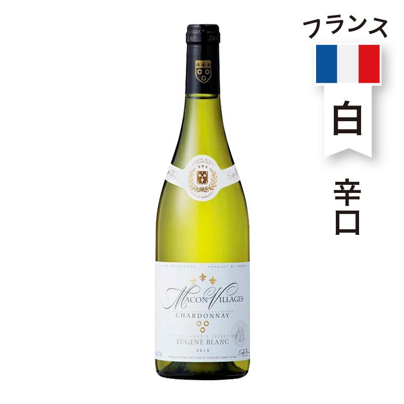 カズチー3袋+白ワイン(マコン・ヴィラージュ 750ml)セット